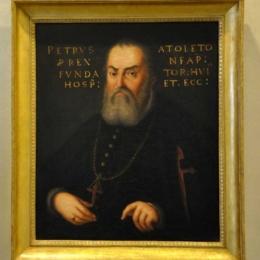 Don Pedro de Toledo,ricostruisce Pozzuoli dopo l 'eruzione
