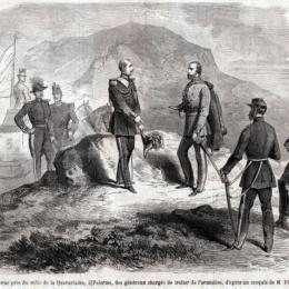 Dagli archivi della massoneria spuntano i documenti sui 3 milioni di franchi in piastre turche del Garibaldi