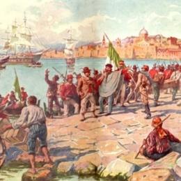 La laurea facile? Comincia con i garibaldini come 'premio' per la conquista del Regno delle Due Sicilie