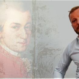 Dario Candela Suona Mozart
