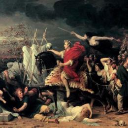 Cesare vs Pompeo, la brama del successo oscura il bene