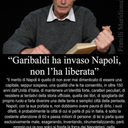 L'ITALIA È STATA DIVISA QUANDO L'HANNO UNITA.