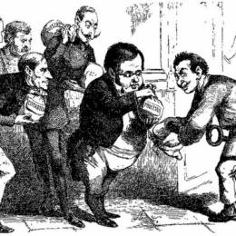 """Cavour razzista: il primo a chiamare i meridionali """"maccheroni-terroni"""""""