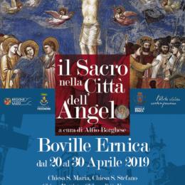 """Vernissage della mostra """"il Sacro nella città degli Angeli"""""""