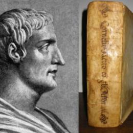 Tacito e le prime fonti storiche pagane sui cristiani