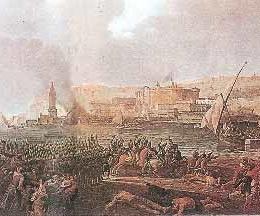 Ortona, Febbraio 1799