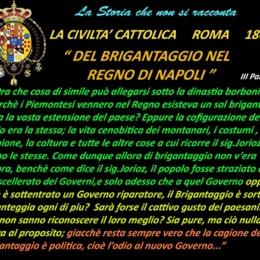 """""""DEL BRIGANTAGGIO NEL REGNO DI NAPOLI""""…..3° parte"""