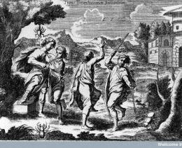 """La prima volta della """"pizzica pizzica"""" e Ferdinando IV"""
