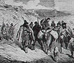 1862, la pulizia etnica piemontese