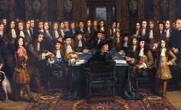 1648: con la pace di Vestfalia  nasce un nuovo ordine mondiale