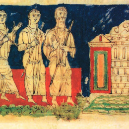 L' Abbazia di San Vincenzo al Volturno