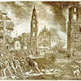1799, l'Invasione