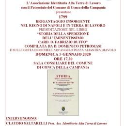 1799 BRIGANTAGGIO INSORGENTE NEL REGNO DI NAPOLI E IN TERRA DI LAVORO A CONCA DELLA CAMPANIA