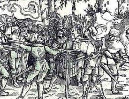 Lutero invita al massacro dei contadini