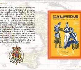 L' ALFIERE rivista storico culturale fondata da Silvio Vitale