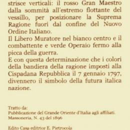 LA MASSONERIA ITALIANA OVVERO LA CHIAVE DELLA STORIA
