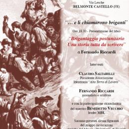 EVENTO A BELMONTE CASTELLO