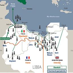 LIBIA E L'ORO NERO
