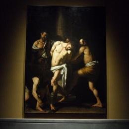 La mostra a Capodimonte/Napoli e Caravaggio: due anime eretiche che rifiutano di relegare la visione del mondo in uno spazio-scatola
