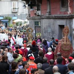 """SAN GENNARO processione degli """"Infrascati"""""""