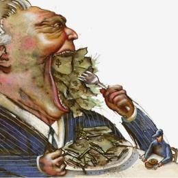 Troppa disuguaglianza fa male anche ai ricchi