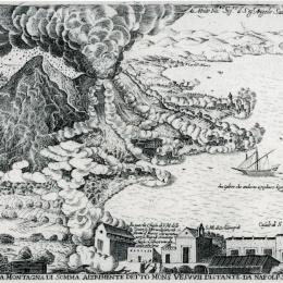 L'eruzione del Vesuvio del 1631 vista da un soldato spagnolo