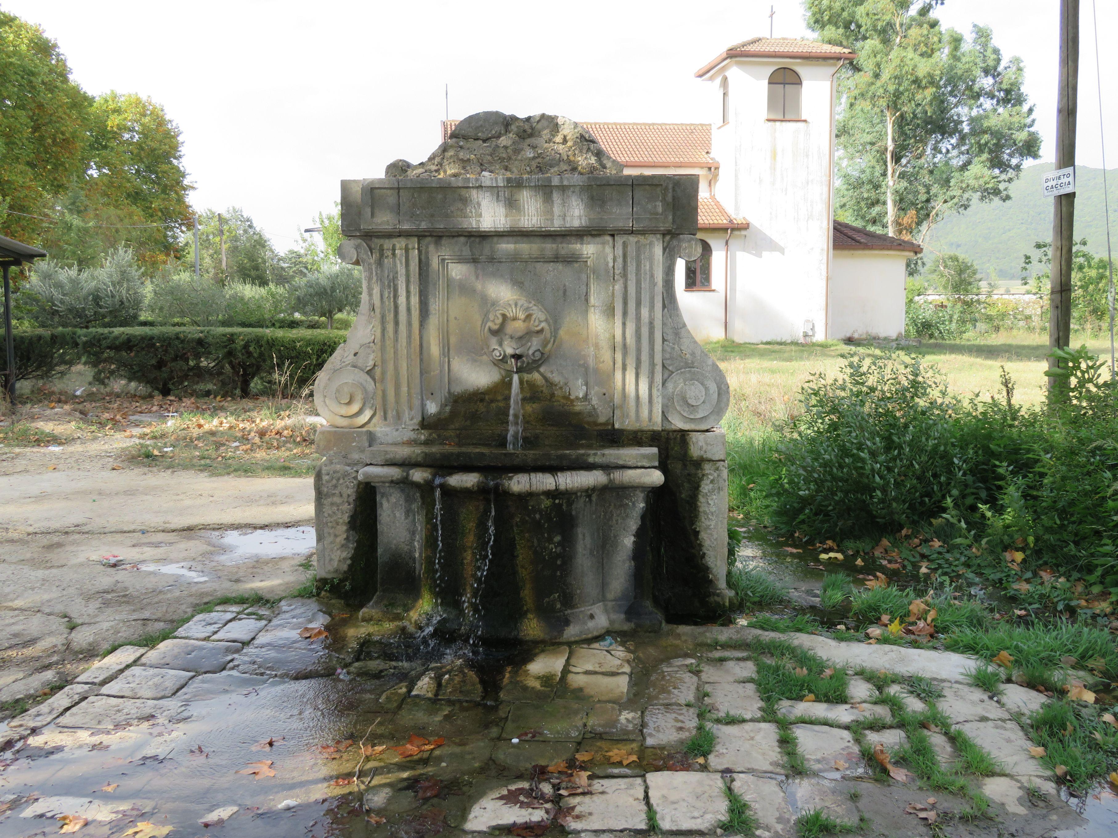 Torcino fontana