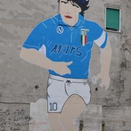 Diego Armando Maradona ultimo Re di Napoli