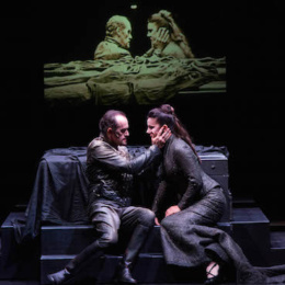 Macbeth di William Shahespeare (Michelangelo Florio) al Napoliteatrofestival