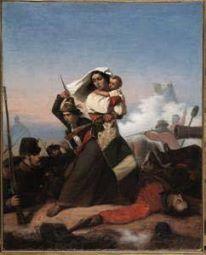 ROCCAROMANA 1860….. QUANDO I GARIBALDINI …………….