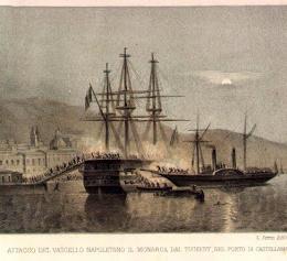 Il Vespucci e i Cantieri di Castellamare