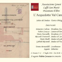 """""""L'acquedotto Val Canneto"""""""