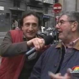 Luciano Salera l'umiltà dei grandi!!