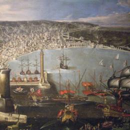 Barra di Napoli Grande Storia