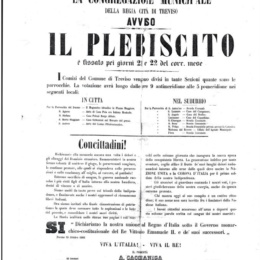 Luciano Salera e i plebisciti veneti