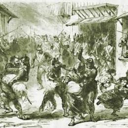 """150 anni fa la """"Rivolta del Sette e Mezzo"""" di Palermo"""