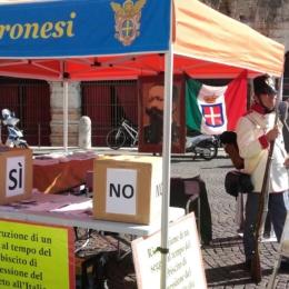 Le Pasque Veronesi sul falso Plebiscito