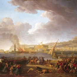 LE TRE GIORNATE DI NAPOLI DEL 1799