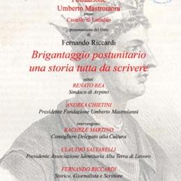 Rachele Martino consigliera delegato alla cultura di Arpino di………..merito