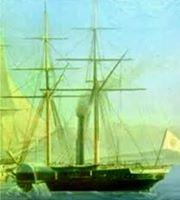 1833 la crociera del Regno anticipa il Love Boat e la Pirofregata Ercole
