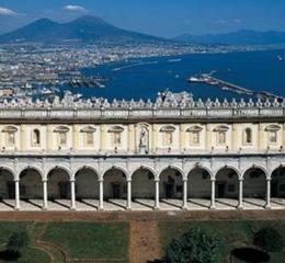 L'eruzione del Vesuvio del 1631, di Micco Spadaro, acquisito dal Museo di San Martino a Napoli