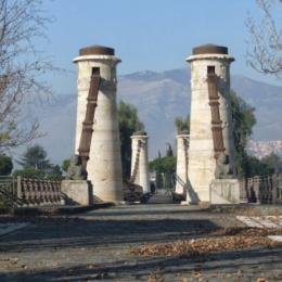 Ponte sospeso sul Garigliano: il primato napoletano che stupì il mondo