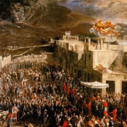 Museo di San Martino: Micco Spadaro, un cronista del colore che raccontò l'eruzione del Vesuvio