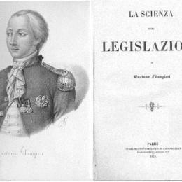 Gaetano Filangieri, autentico genio del diritto