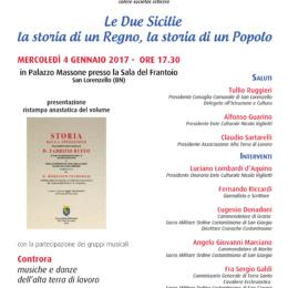 Don Alfonso e Donna Cuncetta gli aristocratici di San Lorenzello