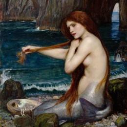 Il mito di Parthenope, la sirena che culla Napoli