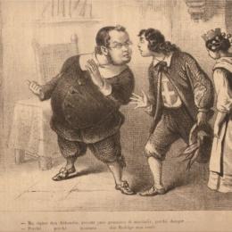 1853, morte a Torino (40 milioni raspati),  Cavour
