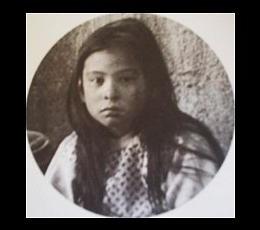 La piccola Angelina Romano, piccola martire Siciliana dell'Unità d'Italia