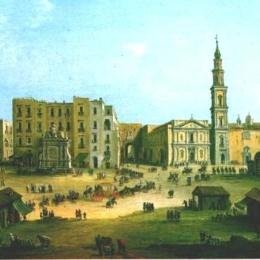 Luoghi di Napoli: le pietre di Piazza Mercato che raccontano la storia della città