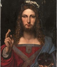 """Leonardo a Donnaregina: c'è anche un """"Salvator Mundi"""" che non convince tutti gli studiosi"""